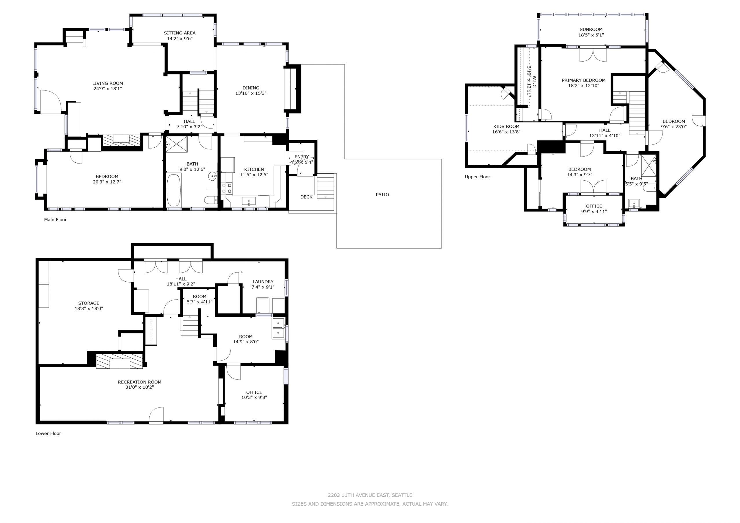 2203 floor plan